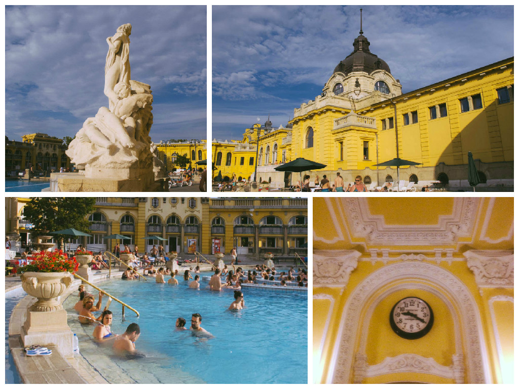 Budapest Thermal Baths House To Laos
